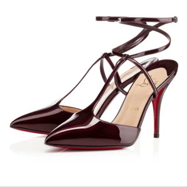 Christian Louboutin  T Slick 120 Heels