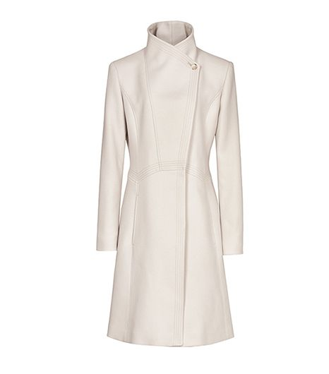 Reiss  Reiss Virginia Fit and Flare Coat