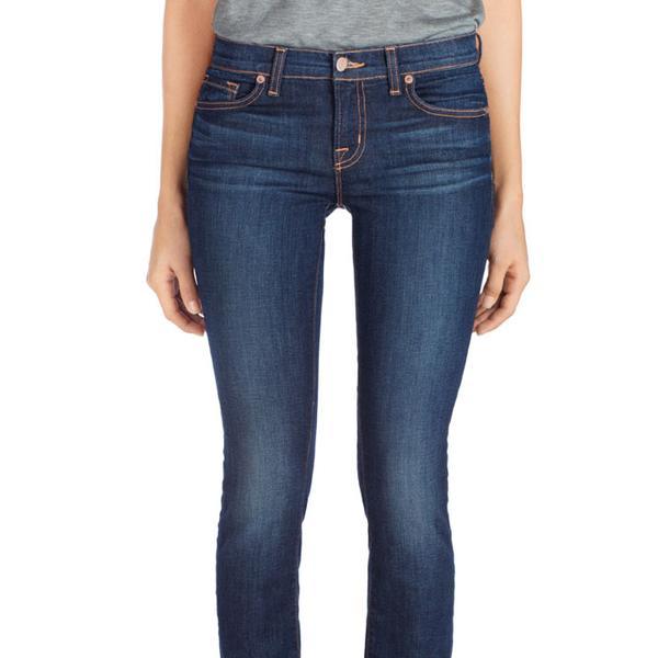 J Brand 8112 Mid-Rise Rail Jeans