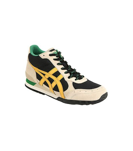 Asics Asics Colorado 85 Suede High-Top Running Sneaker