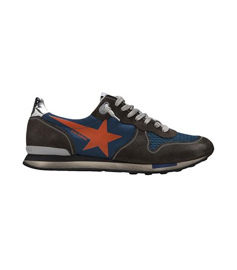 Golden Goose Golden Goose Deluxe Brand Lace Up Running Sneaker