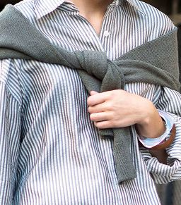 Tired Of Tying Your Shirt Around Your Waist? Try This.