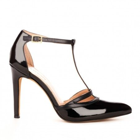 Sole Society  Nicola T-Strap Heels