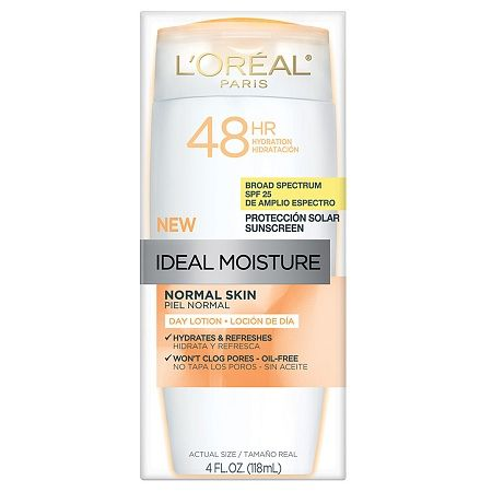 L'Oreal Ideal Moisture Lotion
