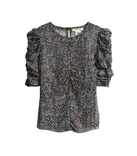 Isabel Marant pour H&M Isabel Marant pour H&M Silk Blouse