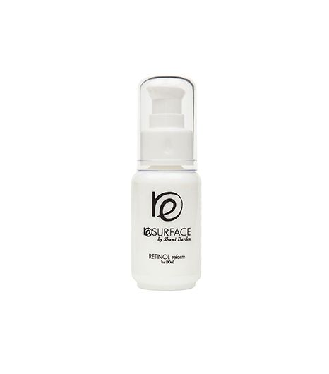 Resurface by Shani Darden  Resurface by Shani Darden Retinol Reform