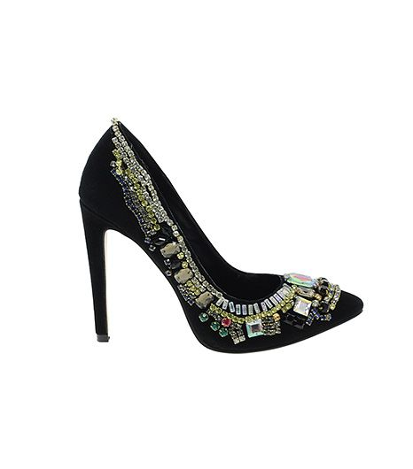 River Island River Island Jewel Embellished Court Shoes