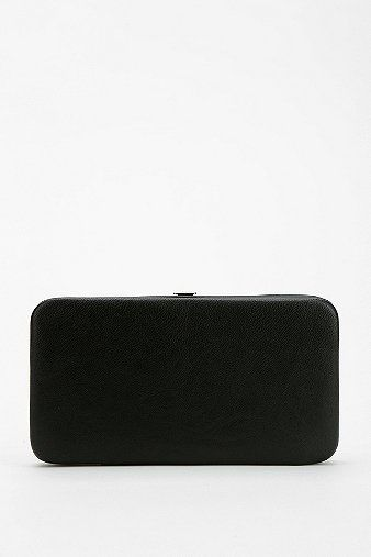 Deena & Ozzy  Hard-Case Wallet Clutch