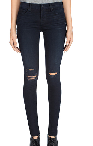J Brand  811 Photo Ready Mid-Rise Skinny Leg Jeans
