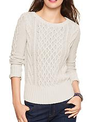 Gap Cable Pullover