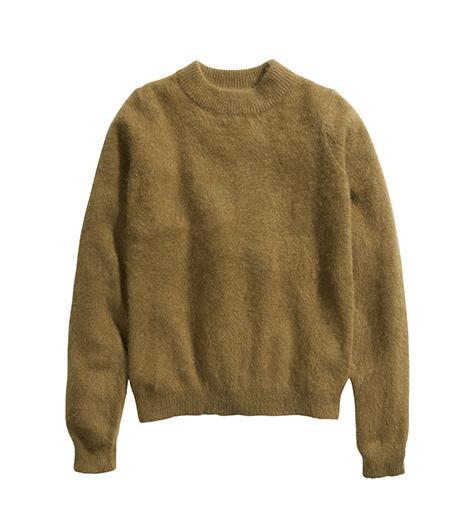 H&M  Angora-Blend Sweater