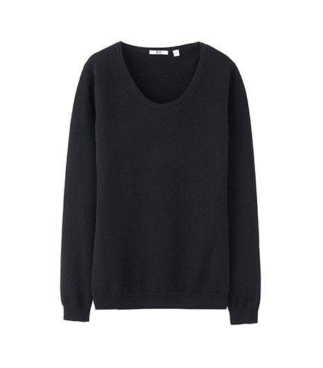 Uniqlo  Women Cashmere Round Neck Sweater