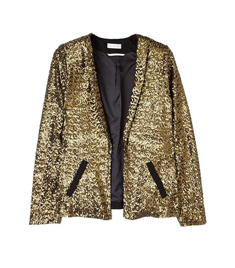 Day Birger Et Mikkelsen  Night Flame Gold Sequin Jacket