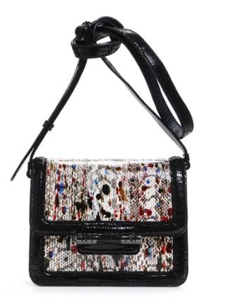 Katherine Kwei  Charlotte Multi Shoulder Bag