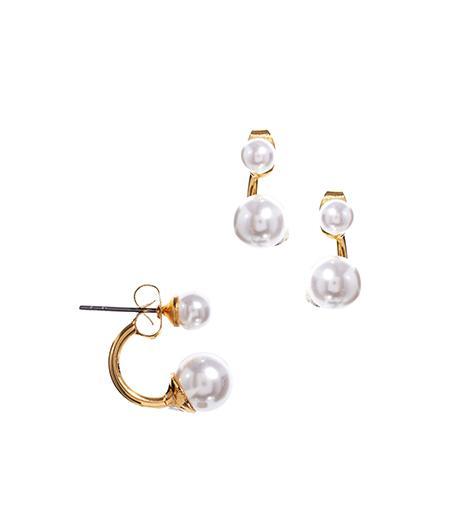 ASOS Pearl Swing Earrings