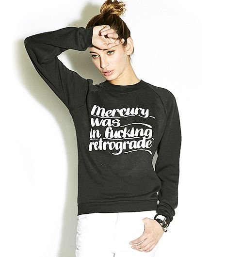 Reformation Issues Sweatshirt