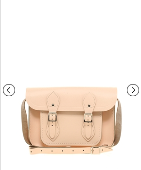 Cambridge  Leather Satchel