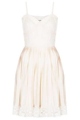 Madham Kirchhoff  Pale Pink Slip Dress