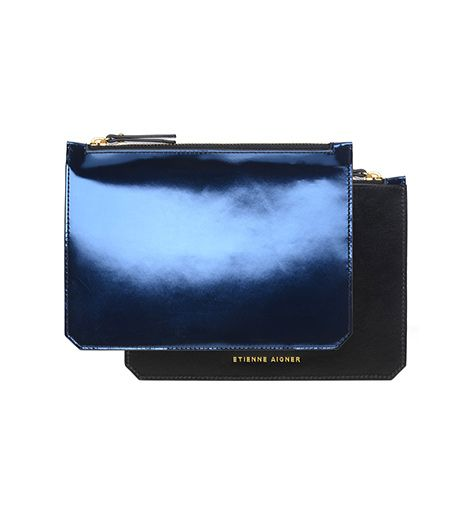 Etienne Aigner  Etienne Aigner Page Turner Flat Pouch
