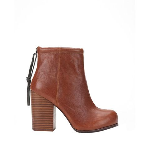 Jeffrey Campbell  Jeffrey Campbell Leather Rumble Boot