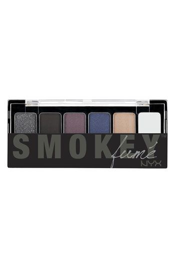 NYX Smokey Eye Shadow Palette