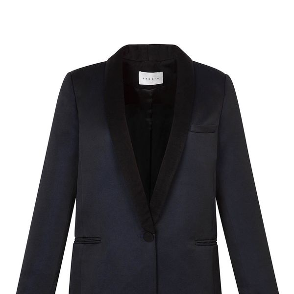 Sandro  Sandro Vogue Shawl Collar Blazer
