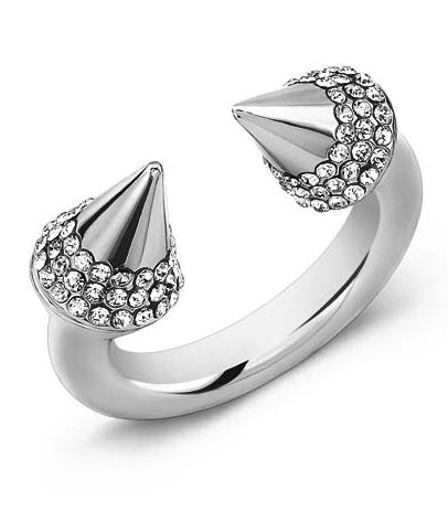 Vita Fede Vita Fede Titan Crystal Ring