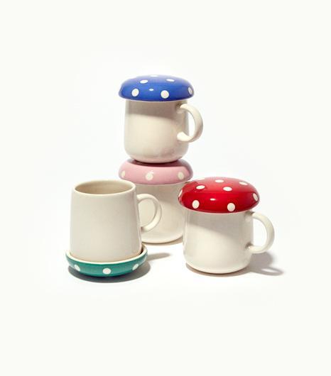 Topshop Mushroom Mug