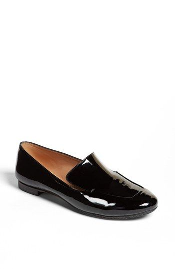 Robert Clergerie  Siko Patent Leather Loafer