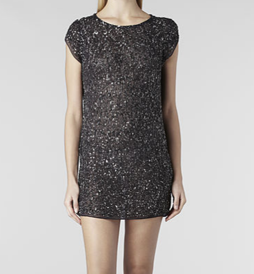 Allsaints Dispel Dress