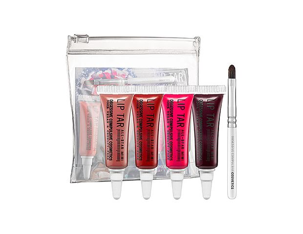 Obsessive Compulsive Cosmetics Lip Tar All-Star Mini Set