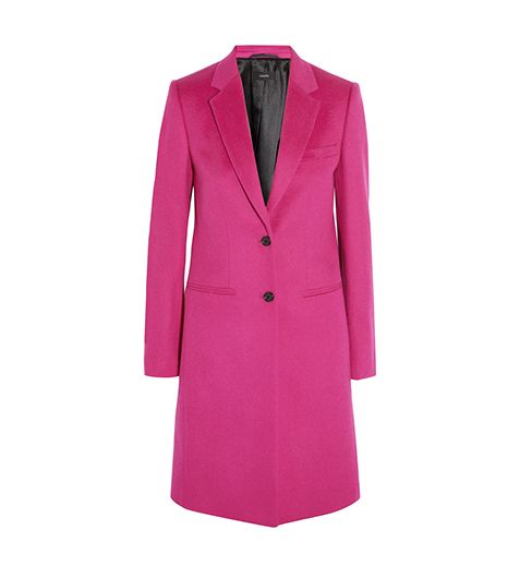 Joseph  Joseph Man Wool and Cashmere-Blend Coat