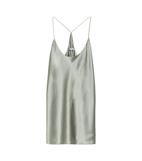 T By Alexander Wang  T By Alexander Wang Silk-Satin Camisole