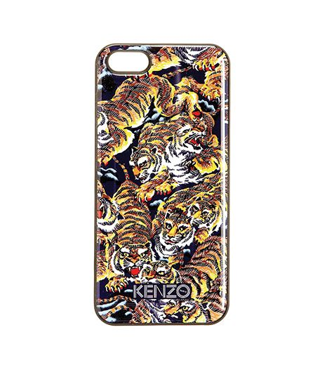 Kenzo Tiger Print iPhone 5 Case