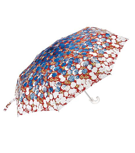 Marc by Marc Jacobs  Degrade Floral Print Umbrella
