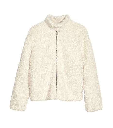 H&M H&M Faux Fur Jacket