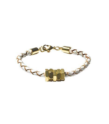 Half United for TOMS Marketplace  Honeybee Bracelet