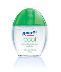 Rohto Cool Redness Relief Eye Drops