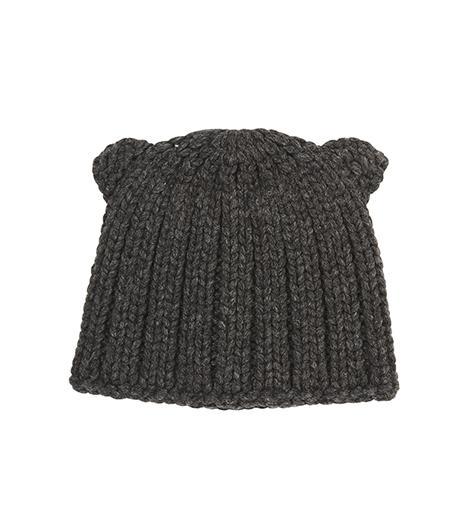 BCBGMAXAZRIA  Chunky Ribbed-Knit Beanie