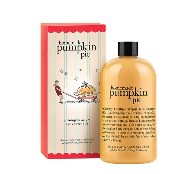 Philosophy Homemade Pumpkin Pie Shower Gel