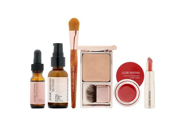 Josie Maran  Argan Bright and Beautiful Natural Beauty Collection