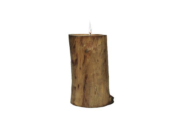 Volcanica Large Wood Pillar