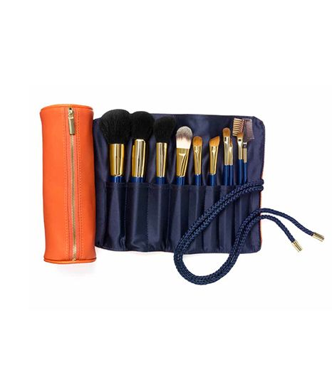 Tory Burch Tory Burch Robinson Brush Roll Set