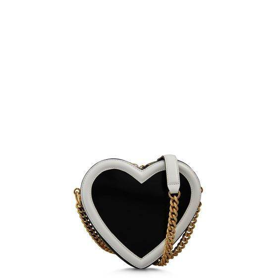 Stella McCartney  Sailor Heart Cross Body Bag