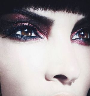 If Looks Could Kill: 3 Dramatic Metallic Takes On The Smoky Eye From Marie Claire UK