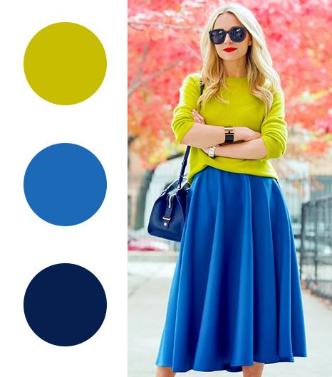 12 Fail-Proof Colour Combos To Try For Winter