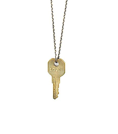 Giving Keys  Giving Keys XX Long Pendant