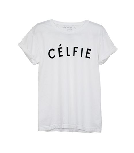 Sincerely Jules  Sincerely Jules Celfie T-Shirt