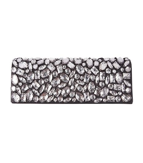L'Wren Scott Banana Republic L'Wren Scott Banana Republic Crackle Gemmed Clutch