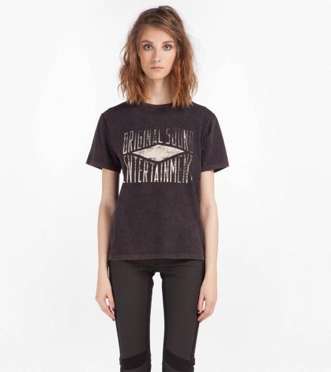 Maje  Dark Message T-Shirt